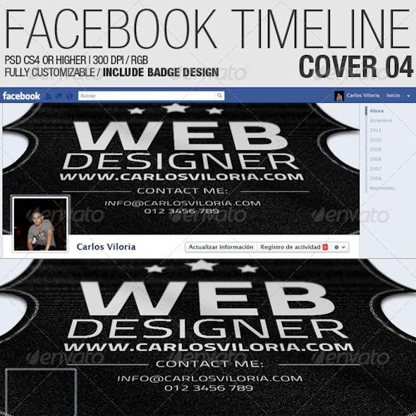 Facebook Timeline Cover 04