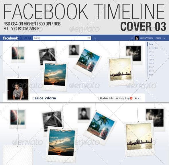 Facebook Timeline Cover 03 - Facebook Timeline Covers Social Media