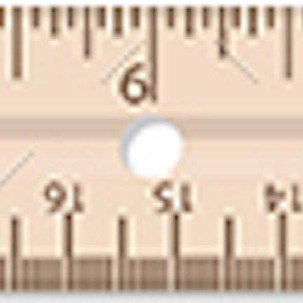 """12"""" Ruler"""