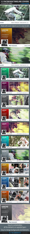 11 Facebook Timeline Covers - Facebook Timeline Covers Social Media