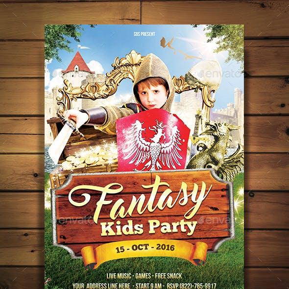 Fantasy Kids Party