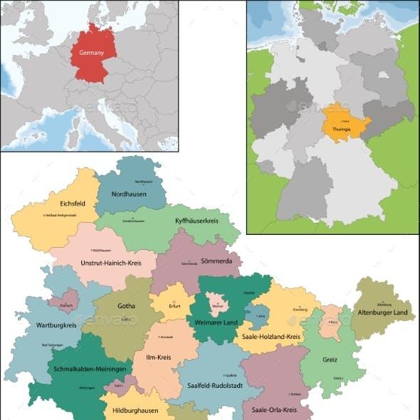 Free State Of Thuringia
