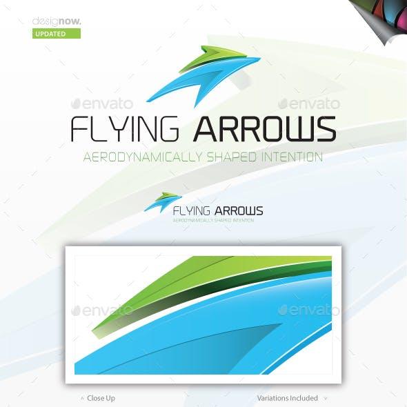 Flying Arrows Logo