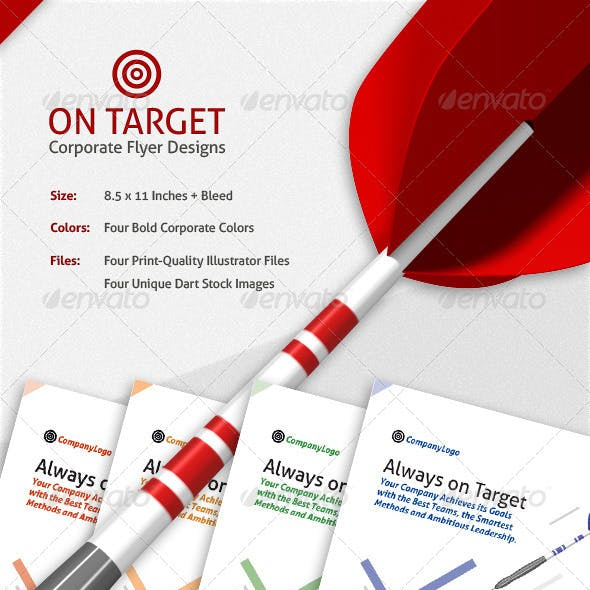 On Target Corporate Flyer