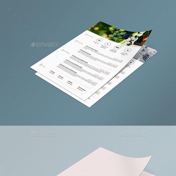 A4 Page MuckUP 06