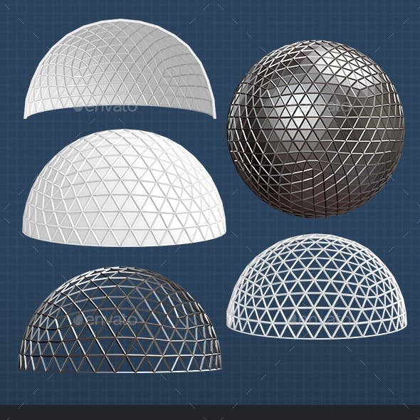 Domes and Spheres