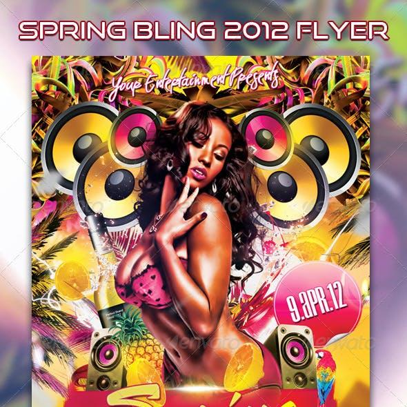 Spring Bling 2012