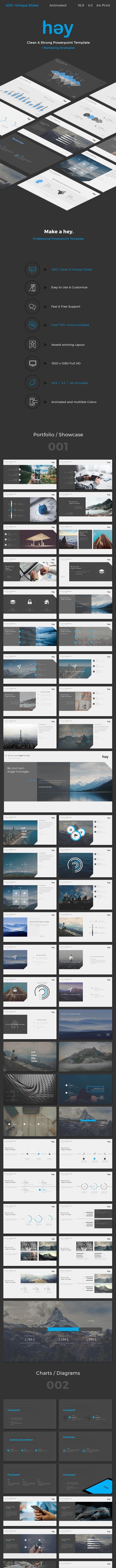 hey Powerpoint - PowerPoint Templates Presentation Templates