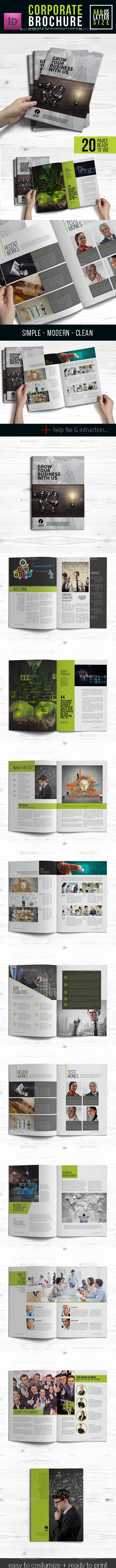 Corporate Brochure V5 - Corporate Brochures