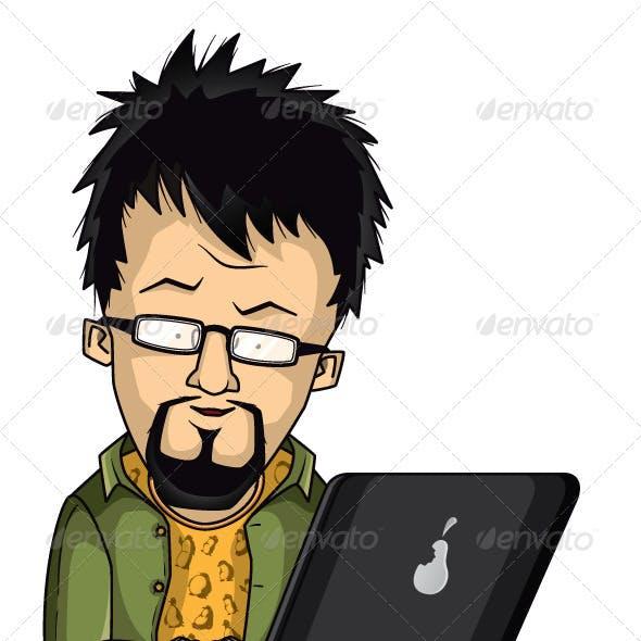 Man and Computer