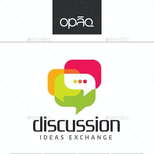 Discussion Logo