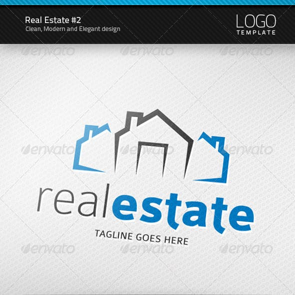 Real Estate Logo #2