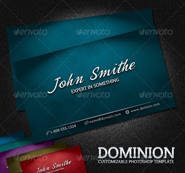 Dominion - Corporate Business Cards