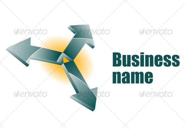 Business element - Backgrounds Decorative