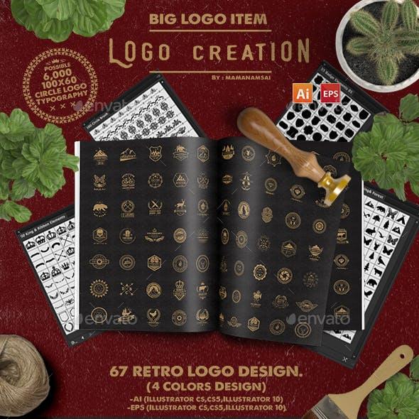 Logo Creation Kit Design