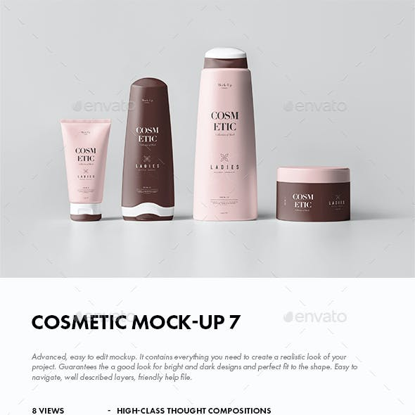Cosmetic Mock-up 7