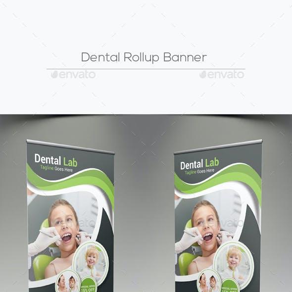Dental Rollup Banner
