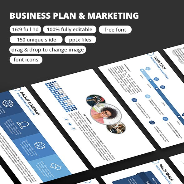 Business Plan - PowerPoint Presentation