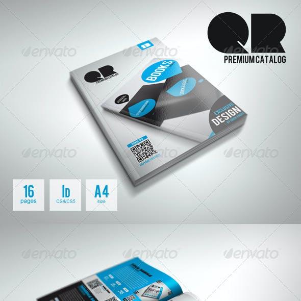 QR Flexible Product Catalog Premium