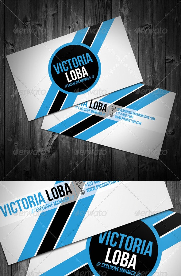 Beauty Business Card - Corporate Business Cards