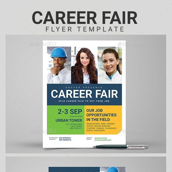 Career Fair Flyer