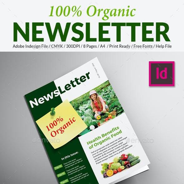 Organic Food Newsletter