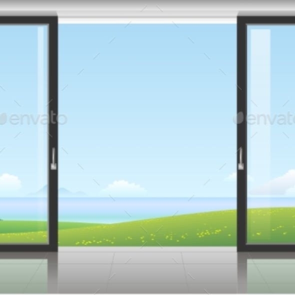 Room With a Sliding Door