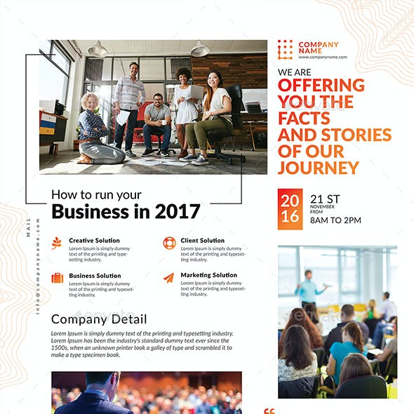Corporate Flyer & Poster