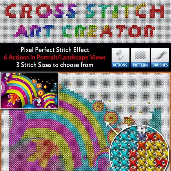 Cross Stitch Art Creator
