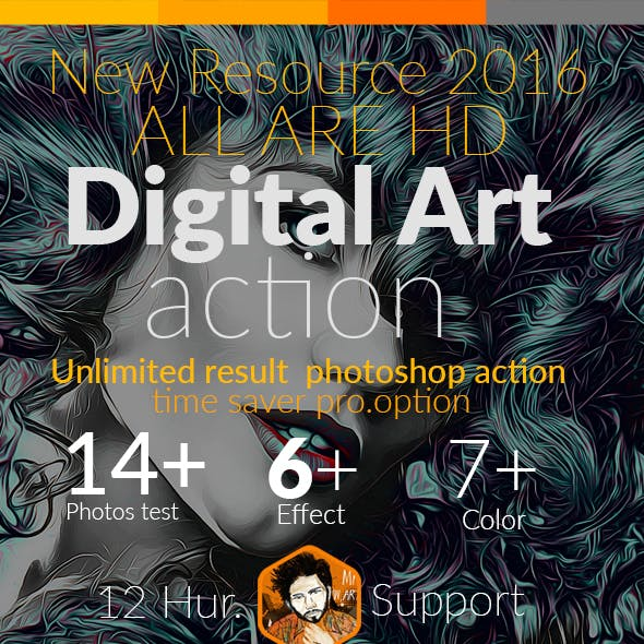 Digital Art Action
