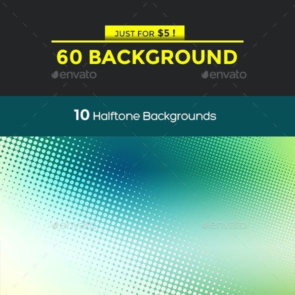60 Background Bundle