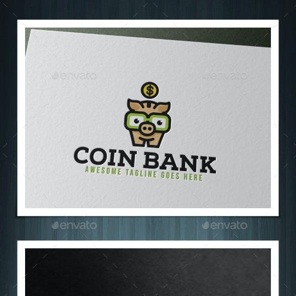 Coin Bank Logo