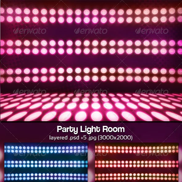 Party Light Room