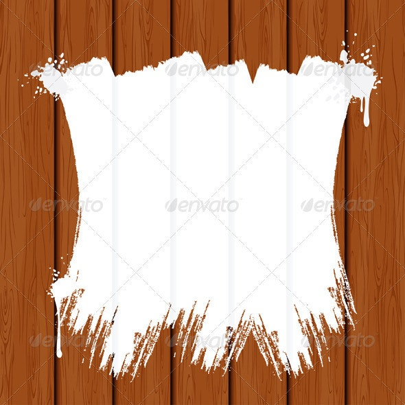 Painting Fence - Backgrounds Decorative