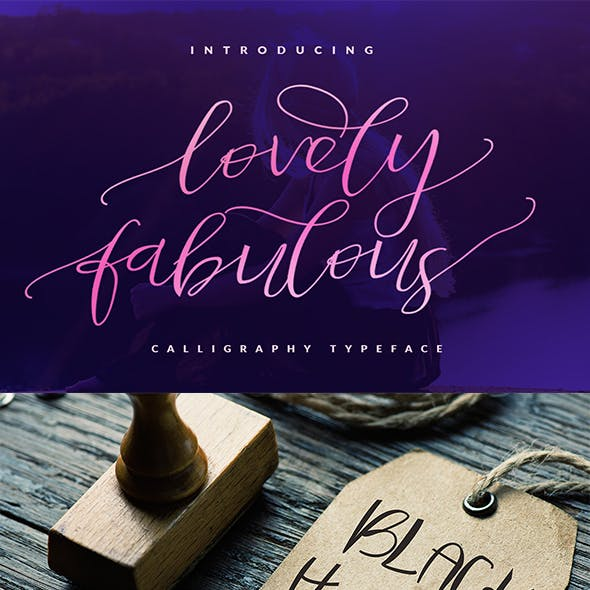 Lovely Fabulous + Extras