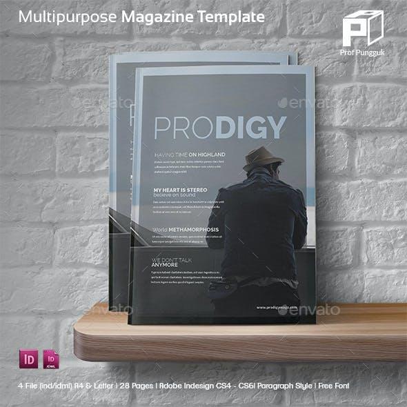 Multipurpose Magazine Vol.4