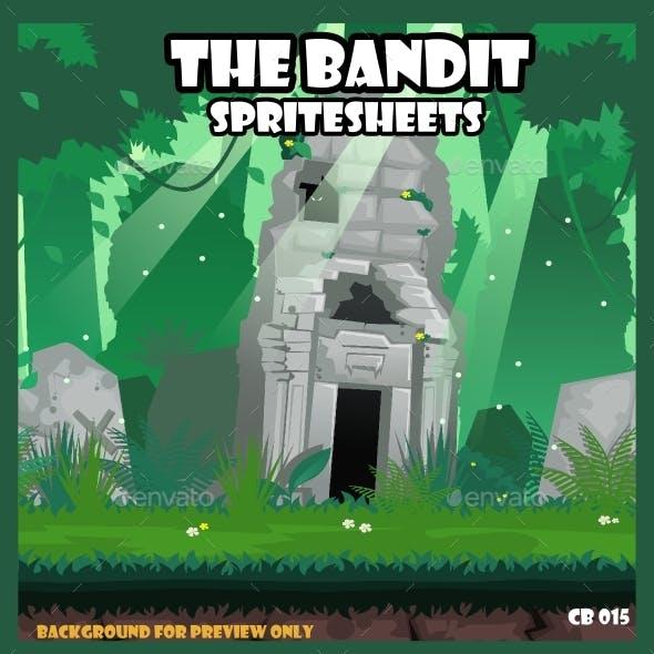 Game Asset : The Bandit