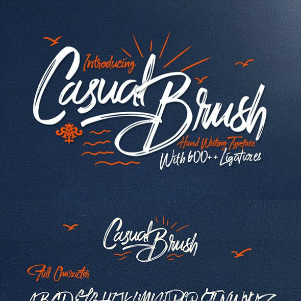 Casual Brush