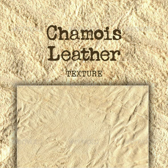 Chamois-Chammy Leather; Natural