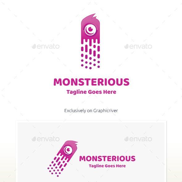 Monsterious Logo