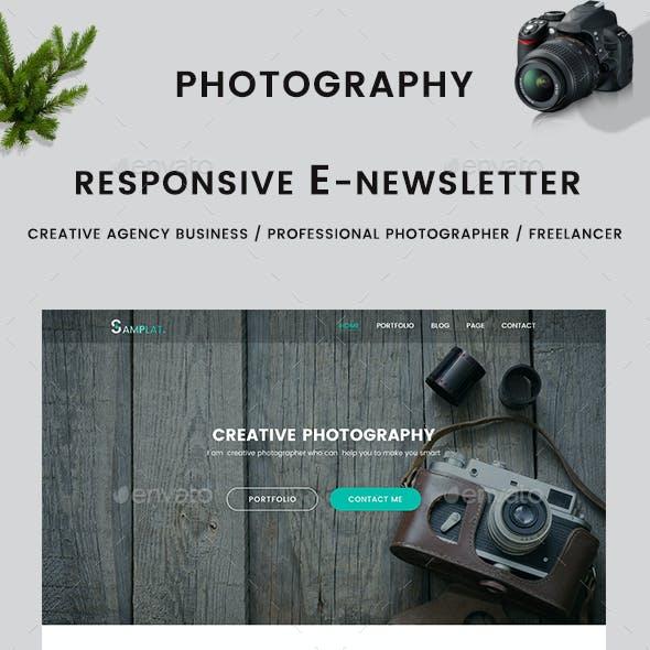 Responsive Photography E-Newsletter