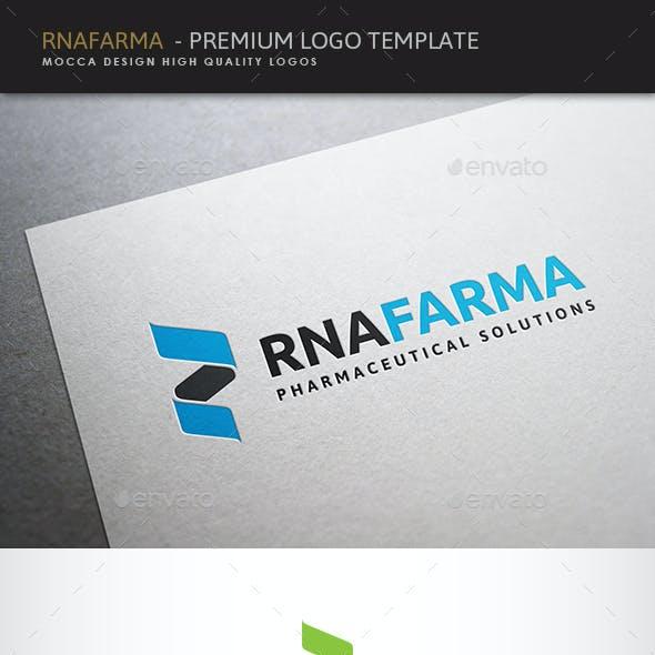 RNAfarma Logo