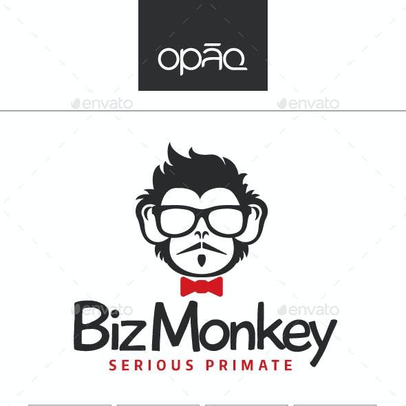 Biz Monkey Logo