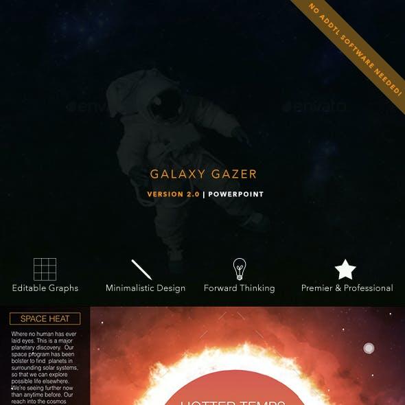 Galaxy Gazer PowerPoint Presentation