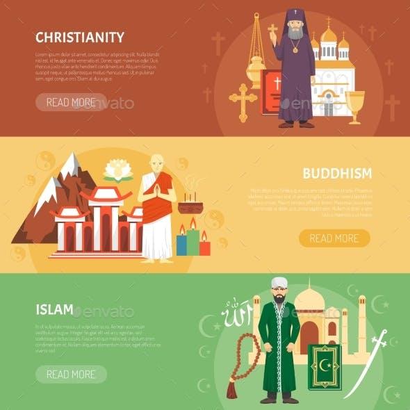 Religion Confession Banner