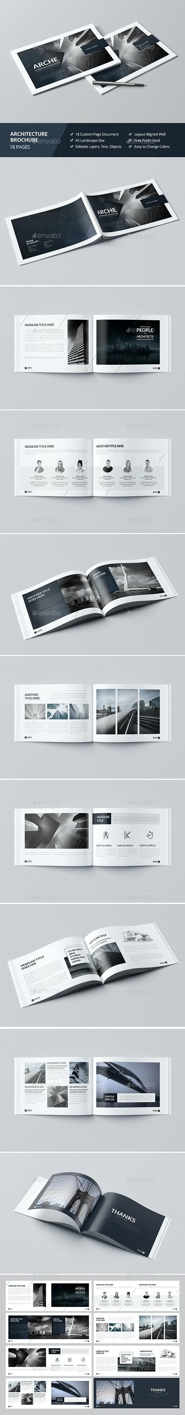 Haweya Architecture Brochure - Corporate Brochures