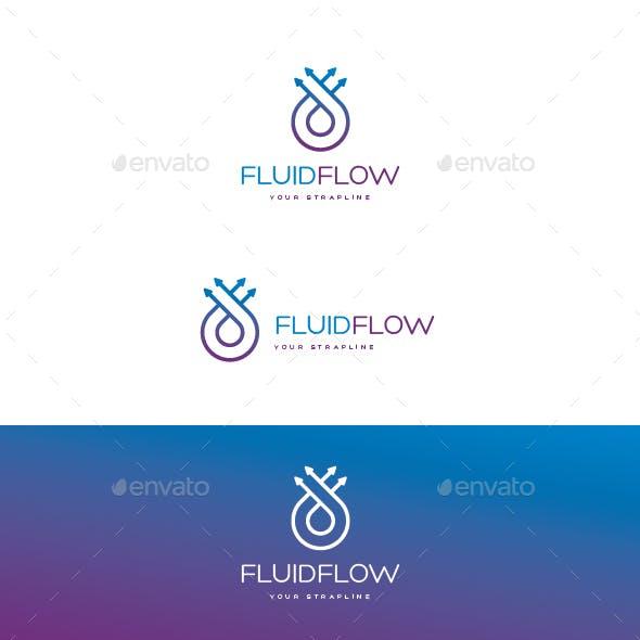 Fluid Flow Logo