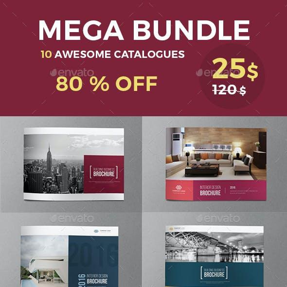 Mega Catalogs Brochures Bundle