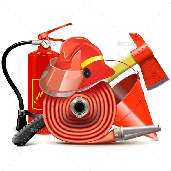 Fire Prevention Equipment Concept