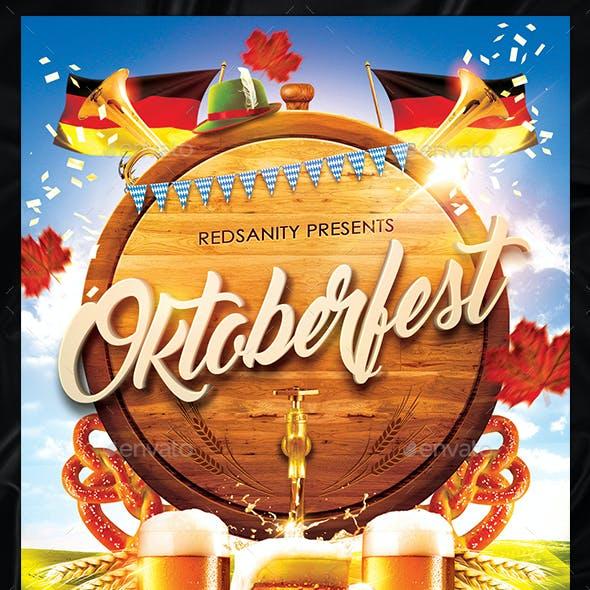 Oktoberfest Flyer V2
